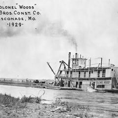 Colonel Woods (Towboat, 1927-1938)