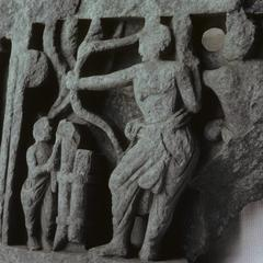 NG216, Siddhārtha Learning Archery