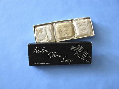 Kislav glove soap