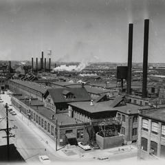 American Motors Corporation plant exterior