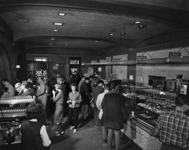 Cafeteria, Memorial Union