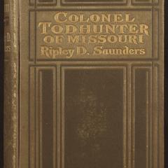 Colonel Todhunter of Missouri