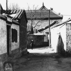 A nursing home behind Fayuan Si (Dharma Origin Temple) 法緣寺.