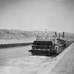 I. Lamont Hughes (Towboat, 1933?-1950)