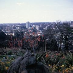 View of Salisbury (Harare) from Hill