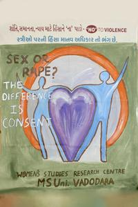 Sex or rape? The difference is consent