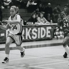 UW-Parkside women's basketball