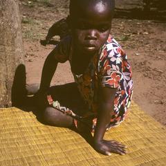 Southern African storyteller : a Zulu child, telling stories