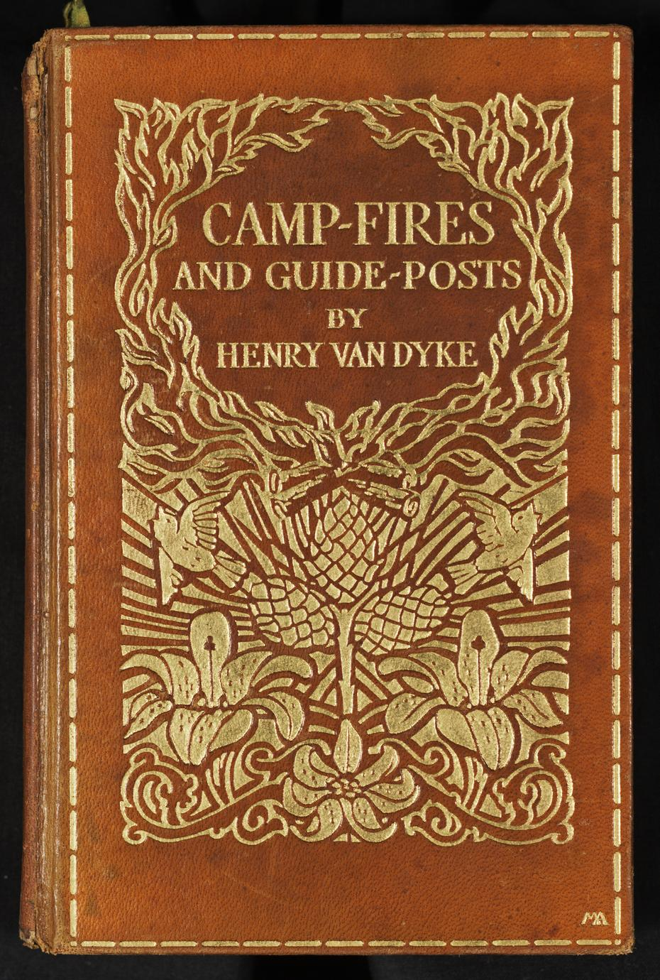 Camp-fires and guide-posts : a book of essays and excursions (1 of 4)