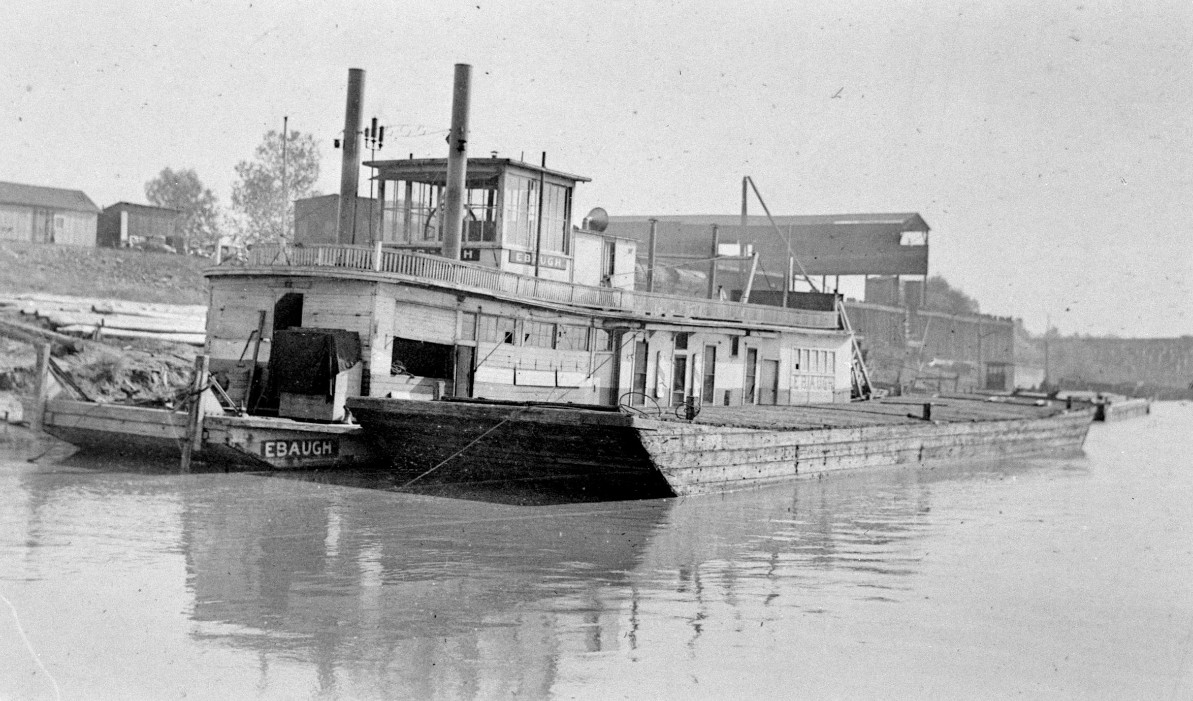 Ebaugh (Packet/Towboat, 1902-?)