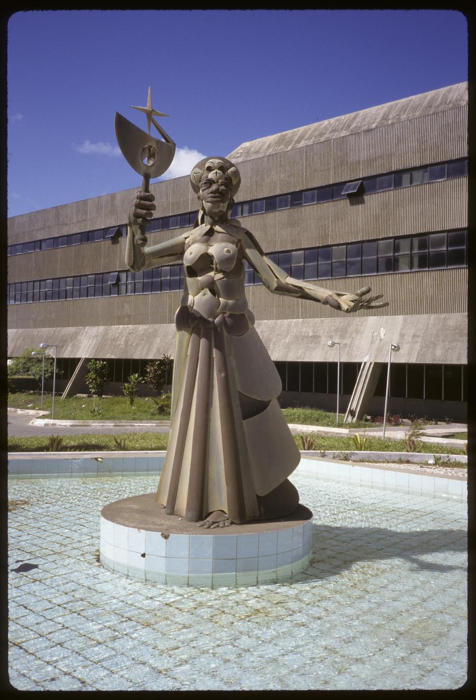 Orixa (Orisa / Orisha) Sculpture by Mario Cravo (1 of 2)