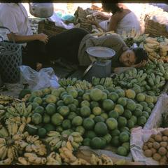 Morning Market : fruits