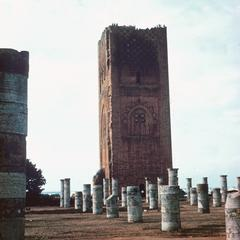 Tower of Hassan