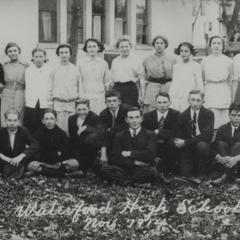 Waterford High School, 1914