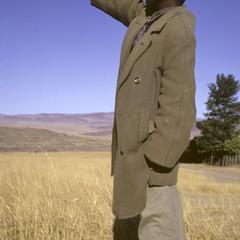 Ashton Ngcama, Xhosa bard