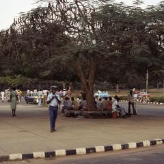 Outside of University of Ibadan