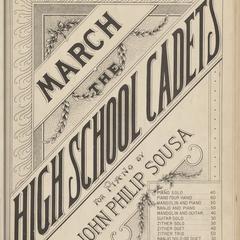 High school cadets