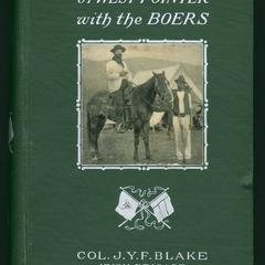 A West Pointer with the Boers