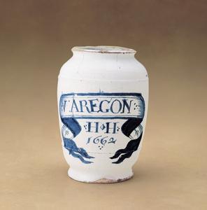 Apothecary pot