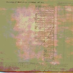 [Public Land Survey System map: Wisconsin Township 26 North, Range 07 East]