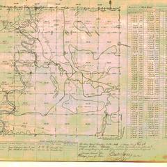 [Public Land Survey System map: Wisconsin Township 20 North, Range 04 West]