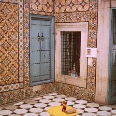 Inside of a House in Tunis