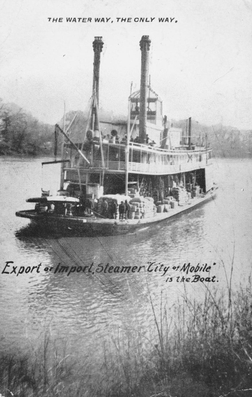City of Mobile (Packet, 1898-1916)
