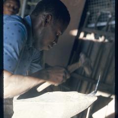 Jose Adario dos Santos at Work