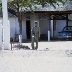 Pathet Lao guard