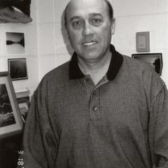 Wayne Schaefer in his office