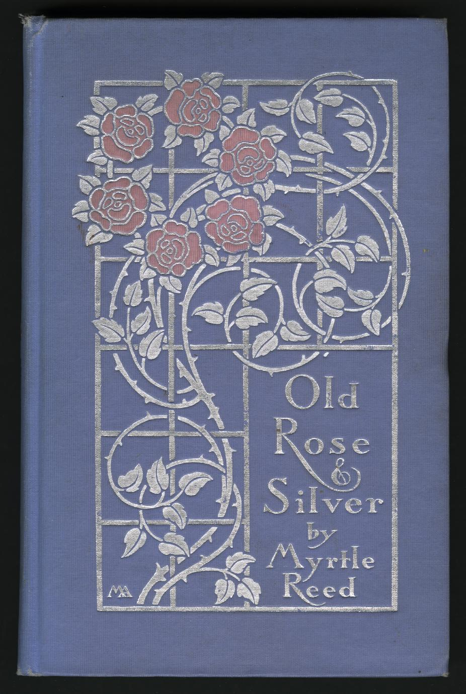 Old rose and silver (1 of 3)