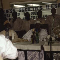 Council of Ilesa Society award ceremony