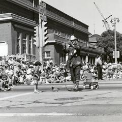 Days of Old Milwaukee circus parade