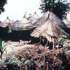 A Village on the Jos Plateau