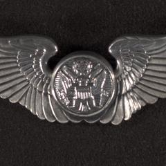 Sterling Silver wings