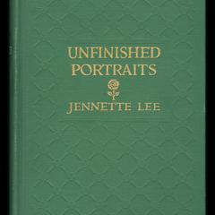 Unfinished portraits : stories of musicians and artists
