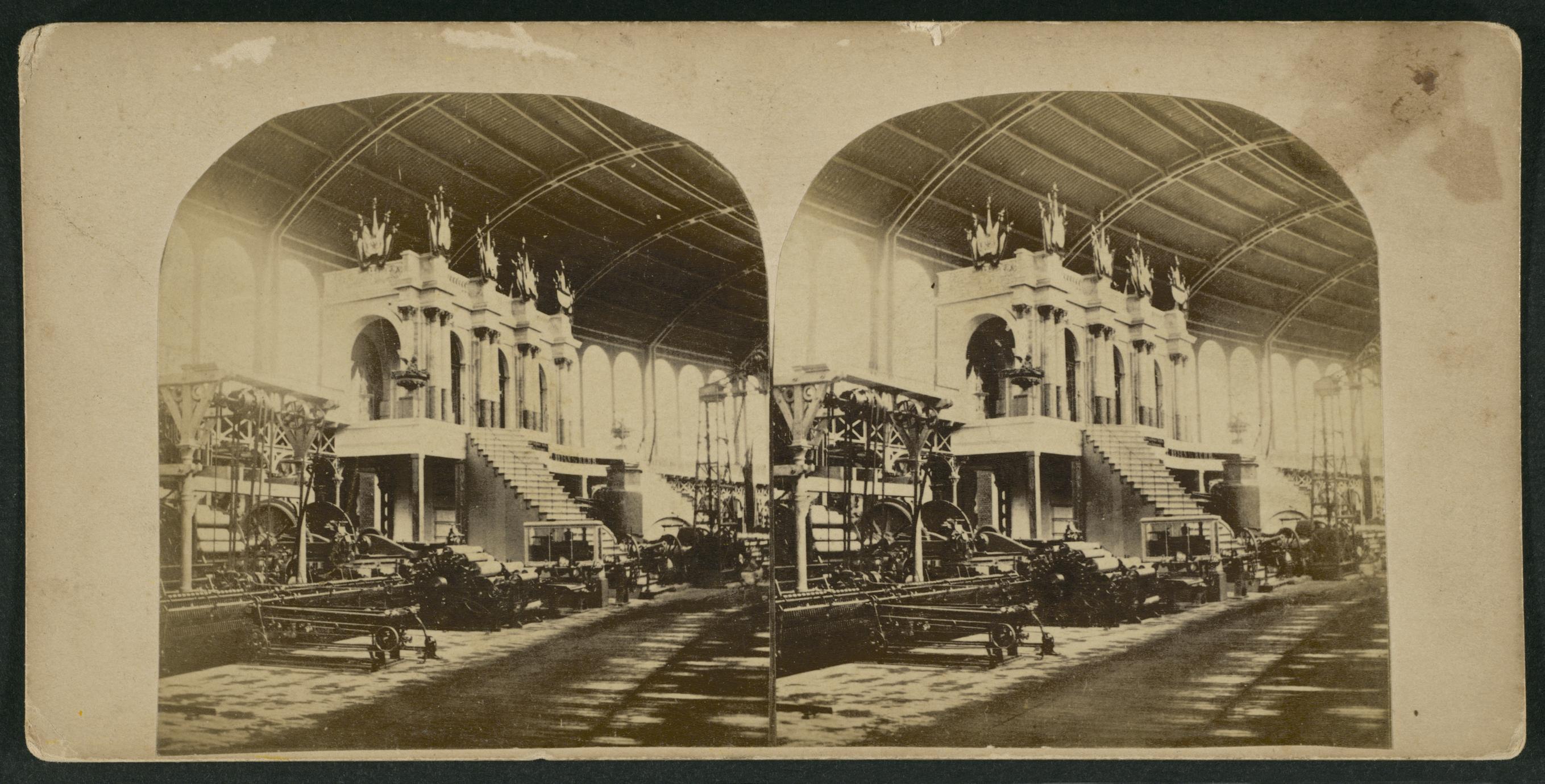 Paris Exposition 1867 (1 of 3)