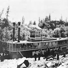 Gracie Kent (Excursion boat/Packet/Towboat, 1897-1908)