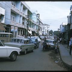 Main street : cars