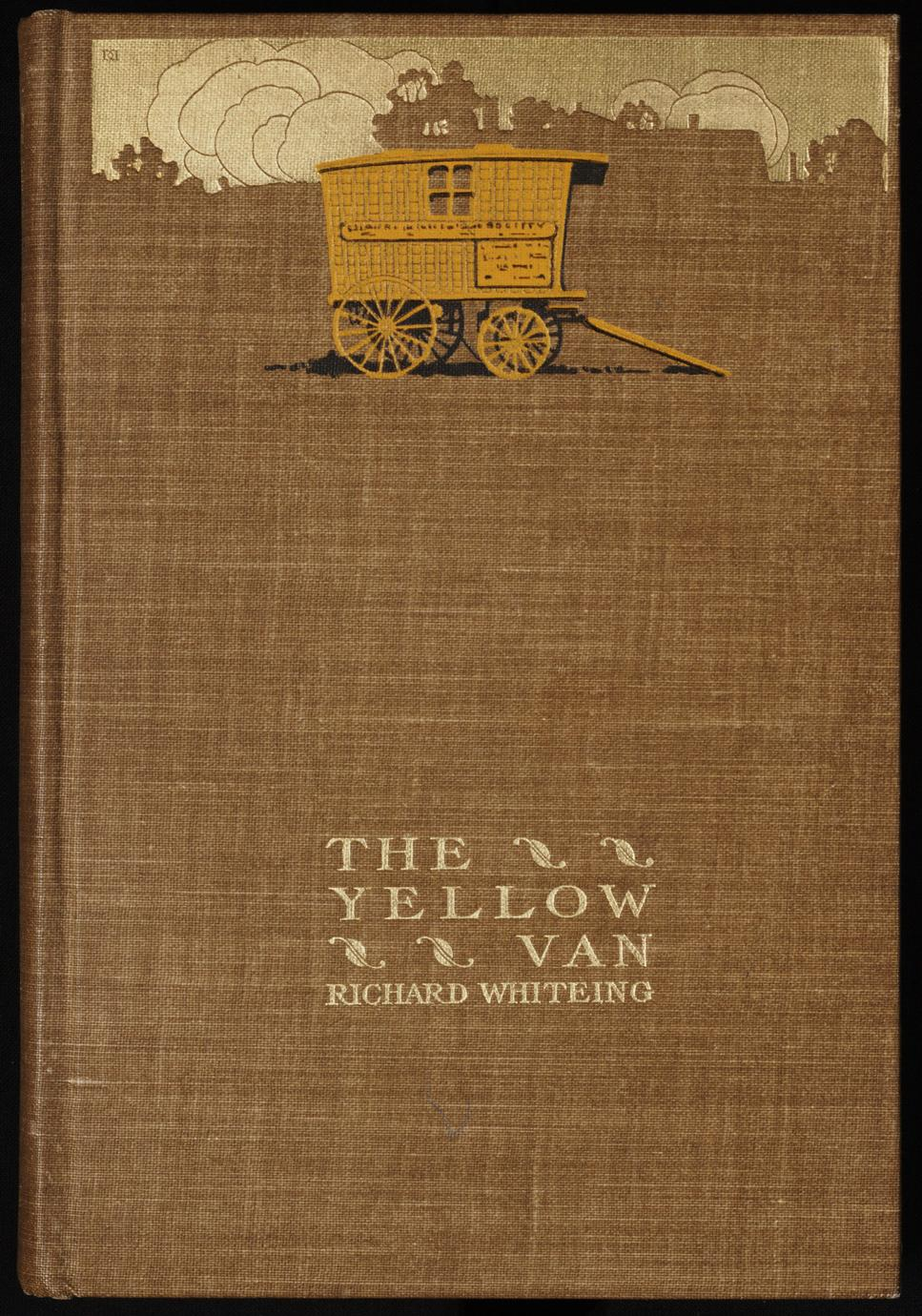 The yellow van
