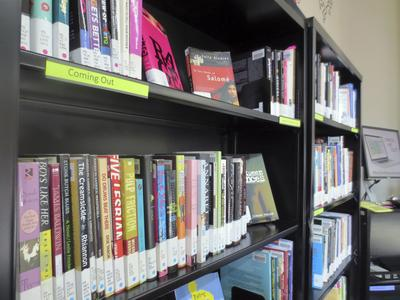 LGBT Campus Center Library