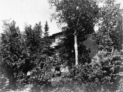 House at Les Cheneaux
