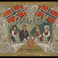 Norge i billeder : med indledning og korte beskrivelser