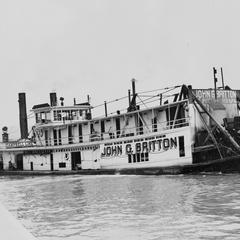 John G. Britton (Towboat, 1933-1947)