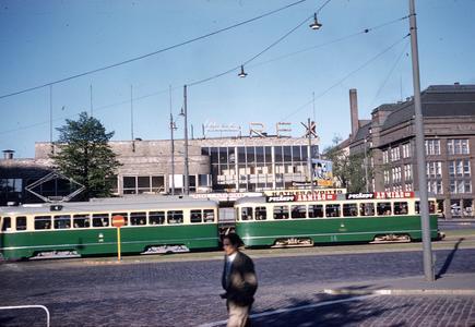 Helsinki streetcar