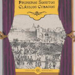 Primeros sonetos clásicos cubanos