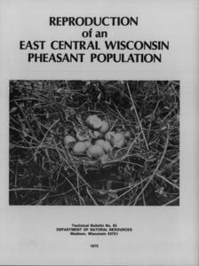 Reproduction of an east central Wisconsin pheasant population