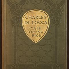 Charles di Tocca : a tragedy