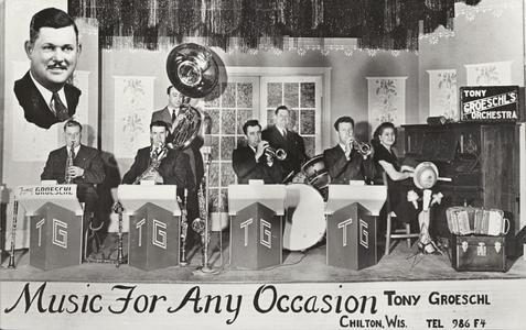 Tony Groeschl Orchestra