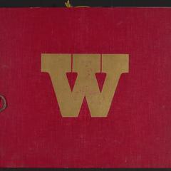 Helen G. Thursby scrapbook, 1897-1922